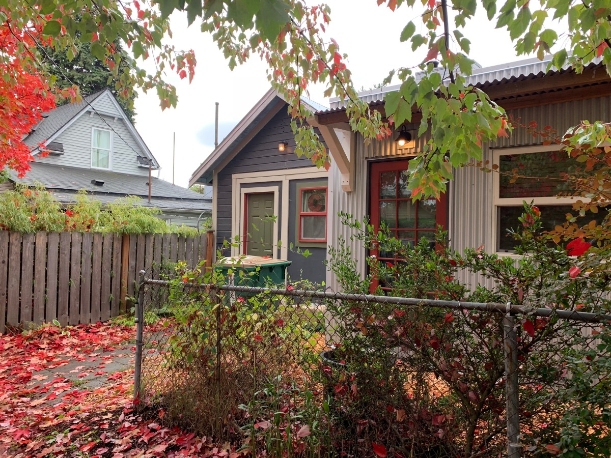 Seattle's Backyard Cottage Plan Falls Short