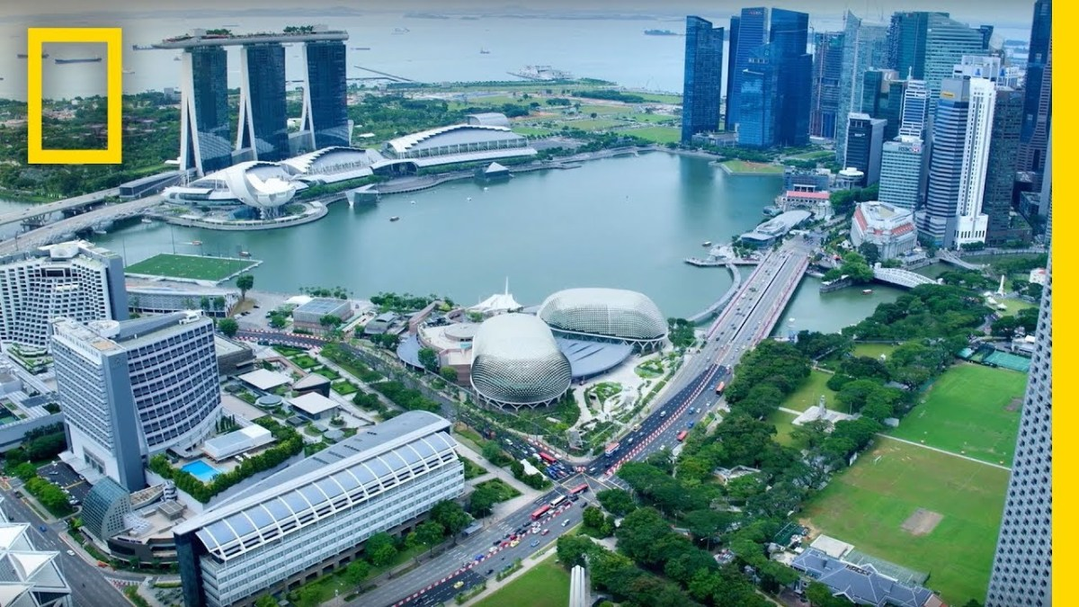 Sunday Video: City of the Future--Singapore