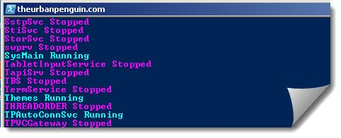 Powershell A Little Color In Our Ouput With If And ForEach Thrown