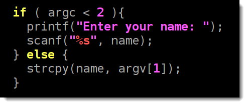Conditional Statements in C