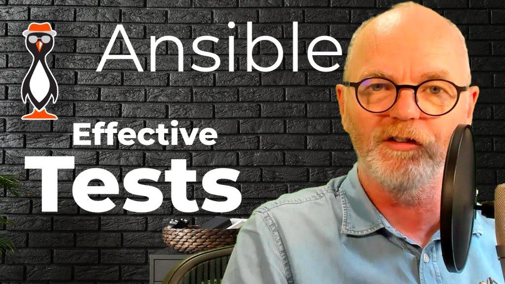 Executing Ansible Tests