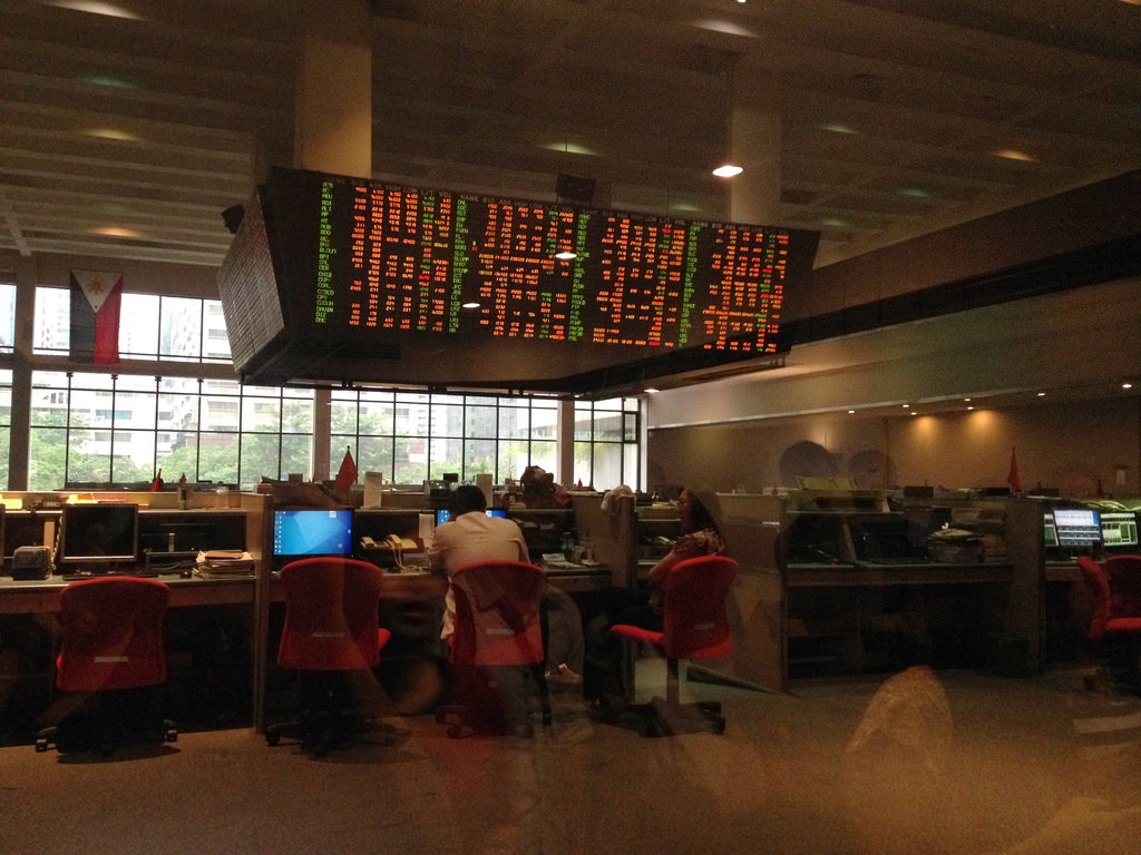 Tektite Tales The Philippine Stock Exchange And The Pse