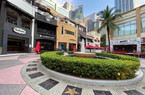Eastwood City Walk