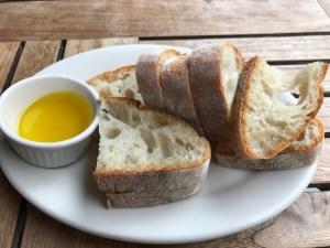 Bread and Olive Oil - Barbuto