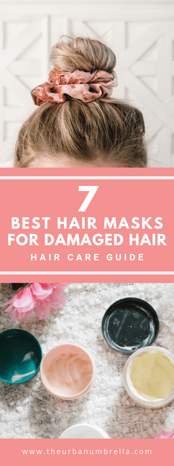 Best Hair Masks for Damaged Hair