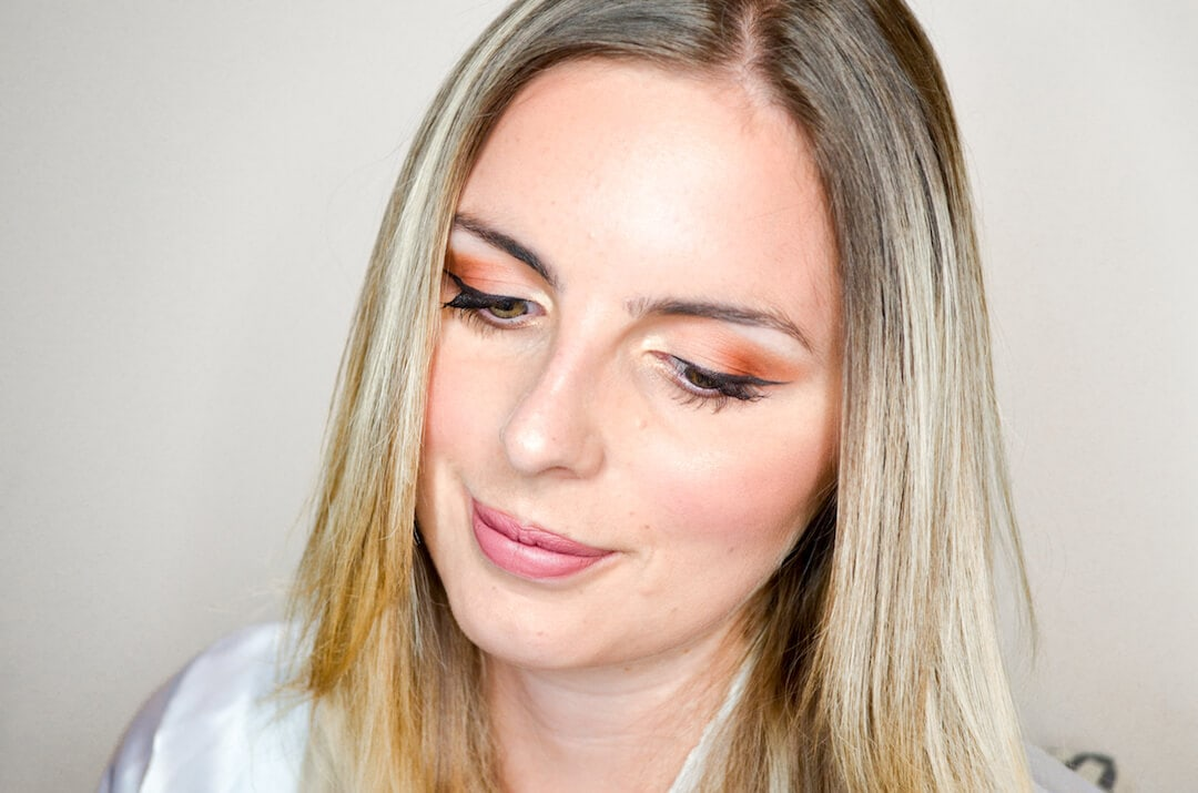 fall makeup tutorial 2017,fall makeup look 2017,fall inspired makeup,copper eyes,brown lips,mauve lips,rust eyeshadow,warm brown makeup,easy fall makeup,affordable fall makeup,Beauty Tips,Tutorial,Beauty,Look,fall,autumn,Easy Every Day Fall Makeup