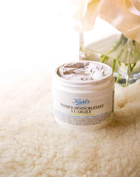 Kiehl's Rare Earth Mask Review & Demo