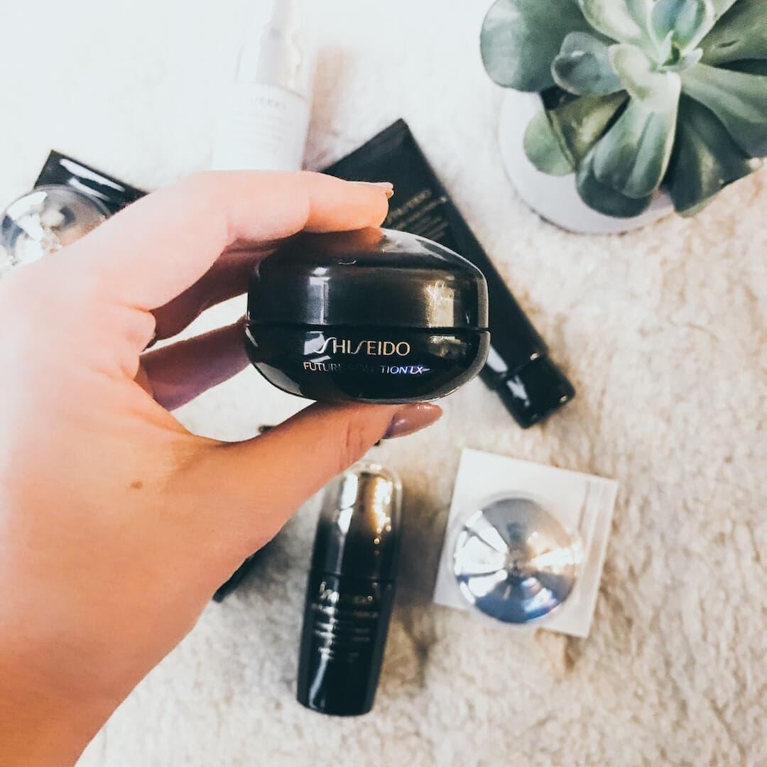 Shiseido Future Solution LX Skincare Line Review