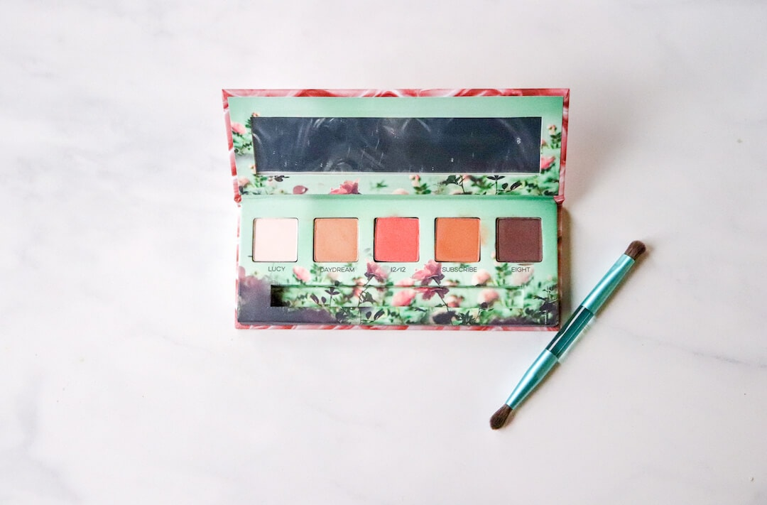 Kristen Leanne X Urban Decay Collection Review