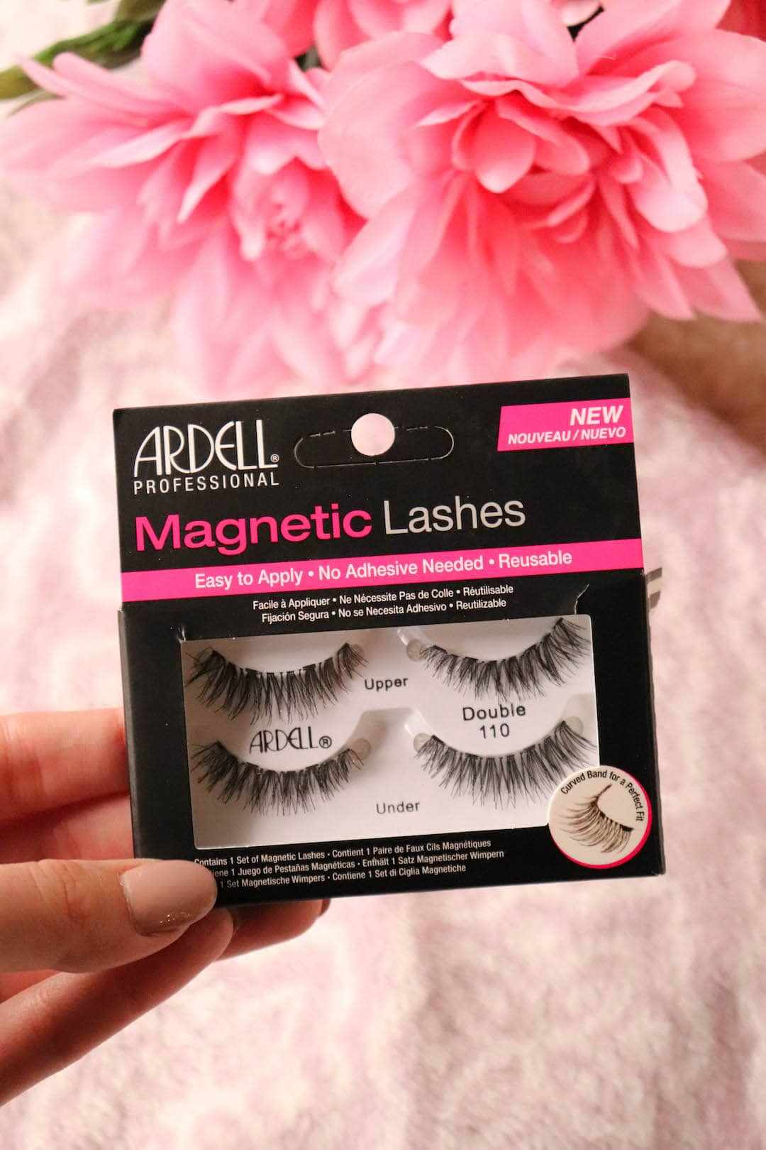 7a926e45001 How to Apply Ardell Magnetic Lashes