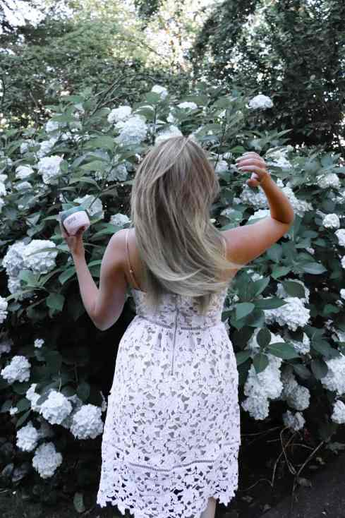 Soft Silky Hair with Coco & Eve Coconut & Fig Hair Mask