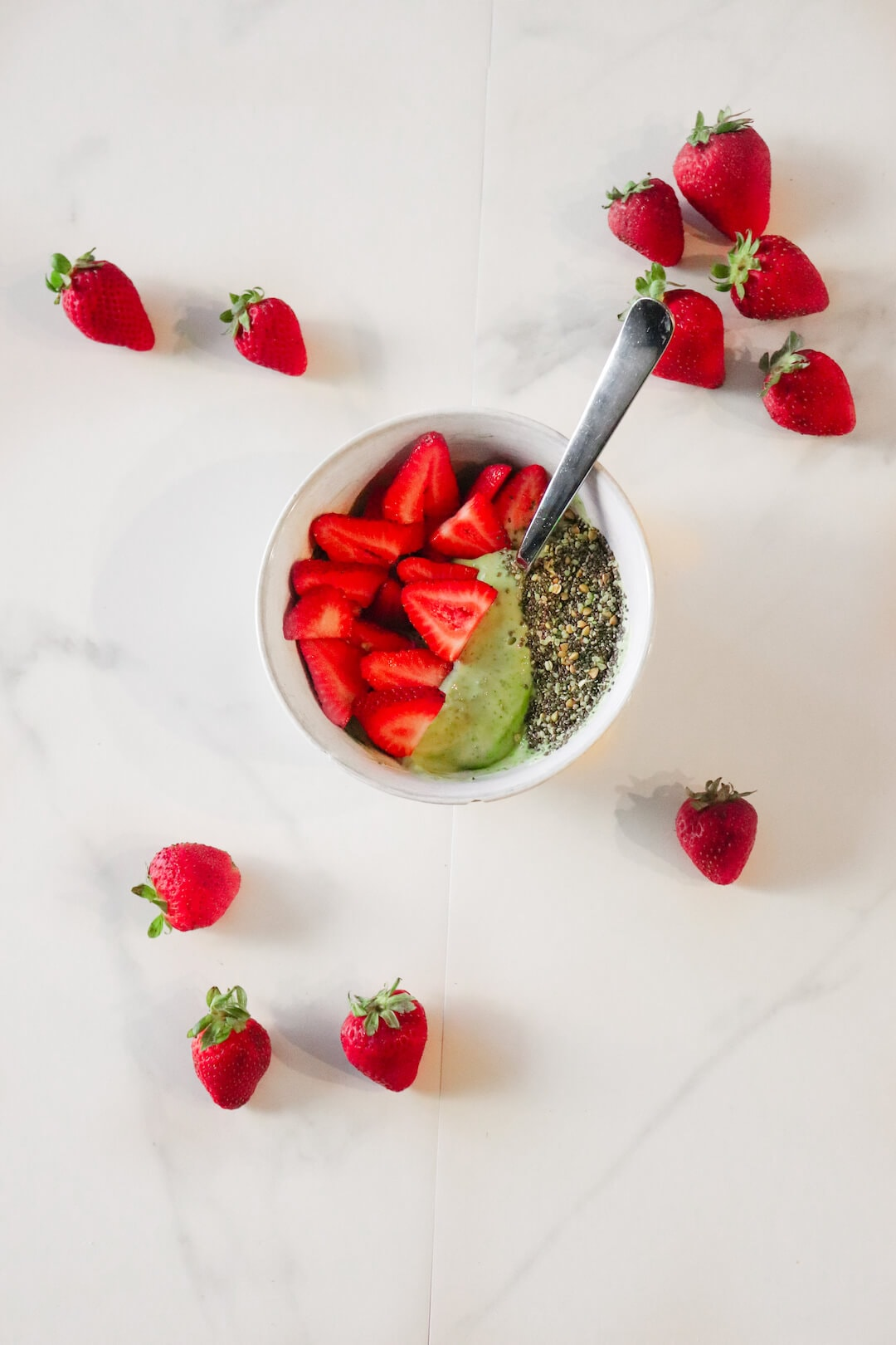 Matcha Breakfast Bowl Recipe