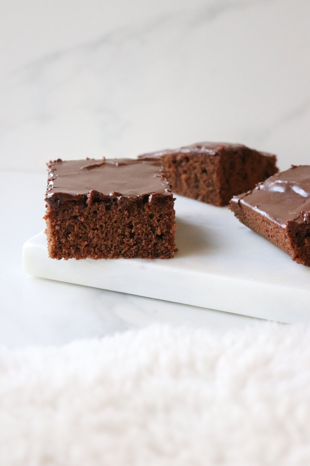 Fudgy Coffee Brownies