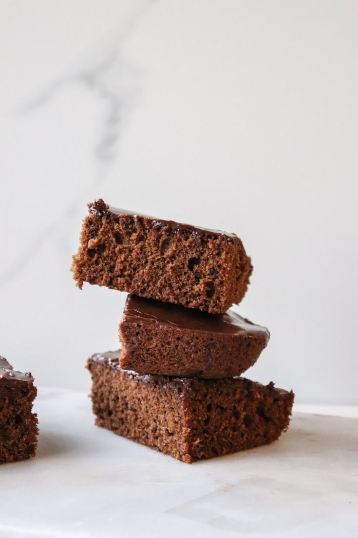 Delicious and Easy Fudgy Coffee Brownies Recipe