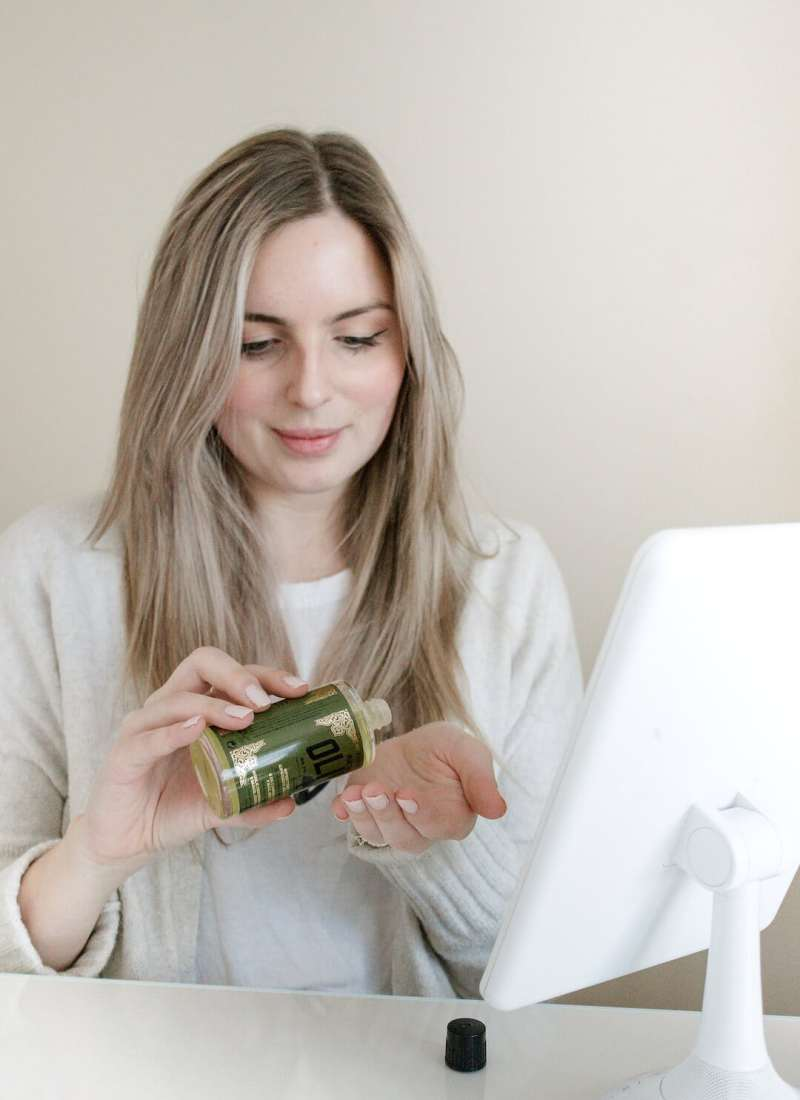 New Beauty Obsession | Korres Pure Greek Olive Oil Review