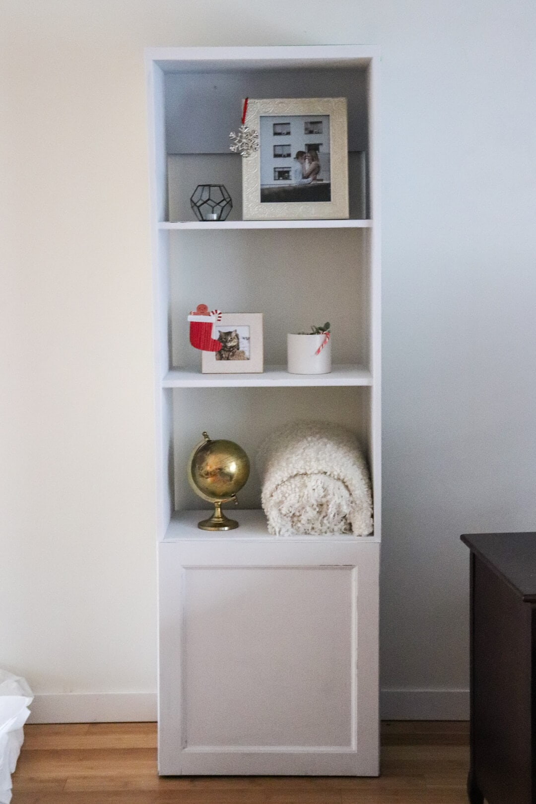 Ikea Shelf Makeover Easy Diy Project