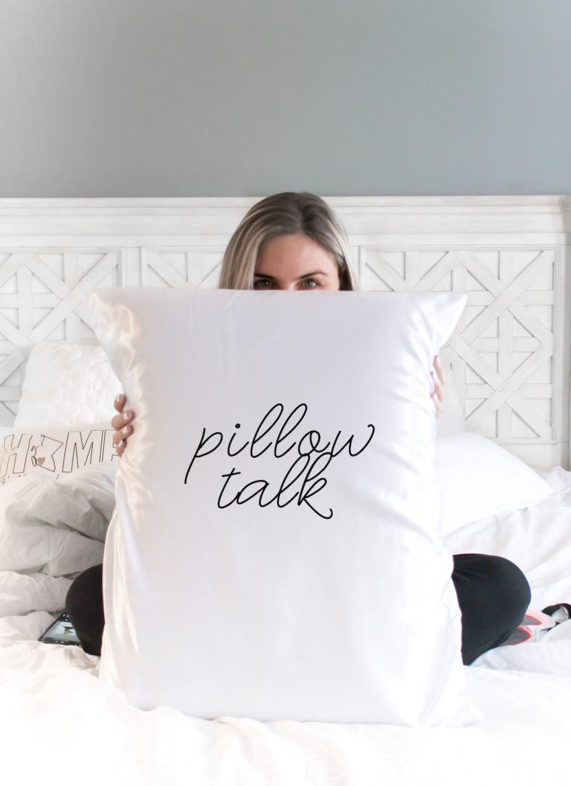 Why You NEED a Silk Pillowcase