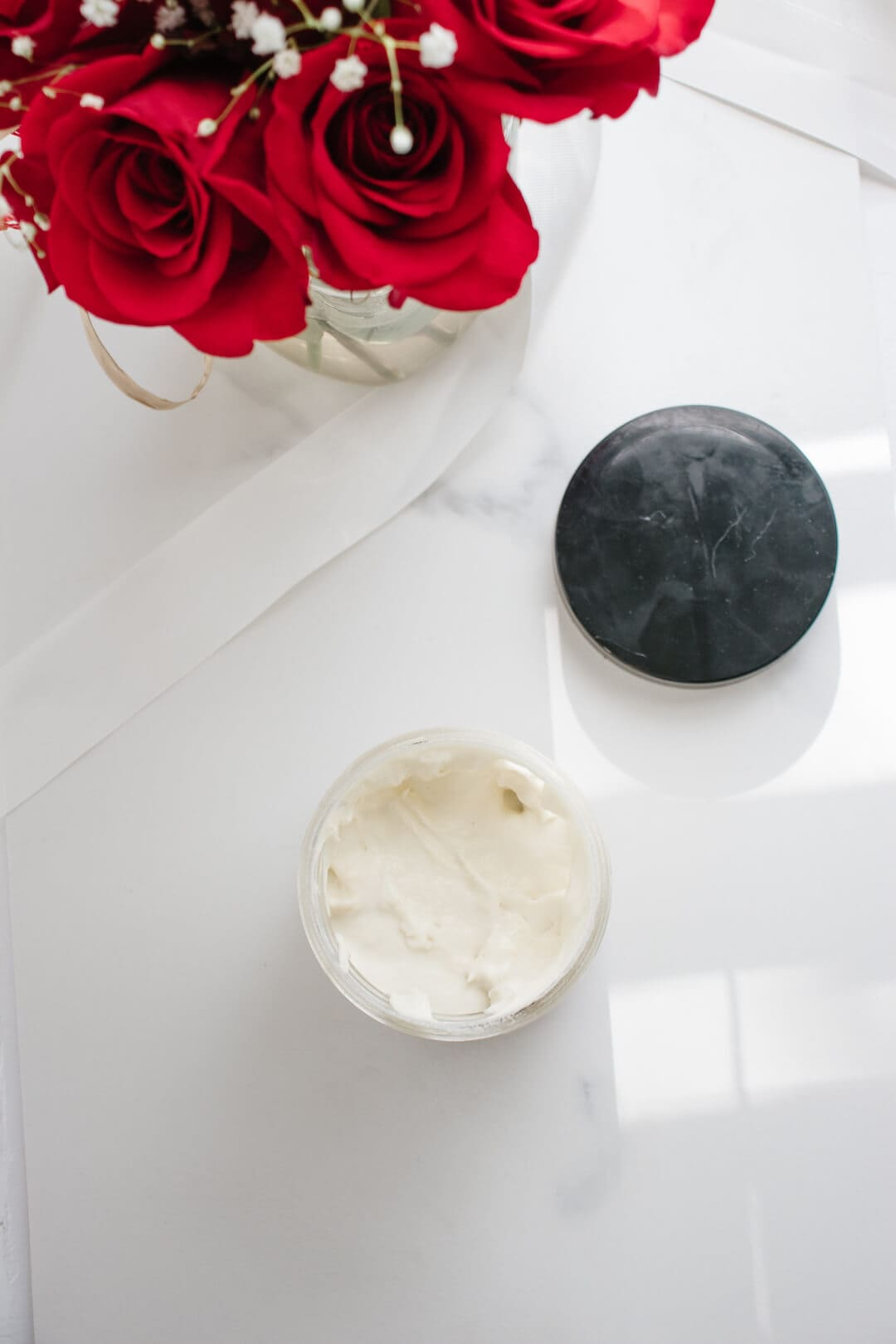 DIY Shea Butter Hair Conditioner