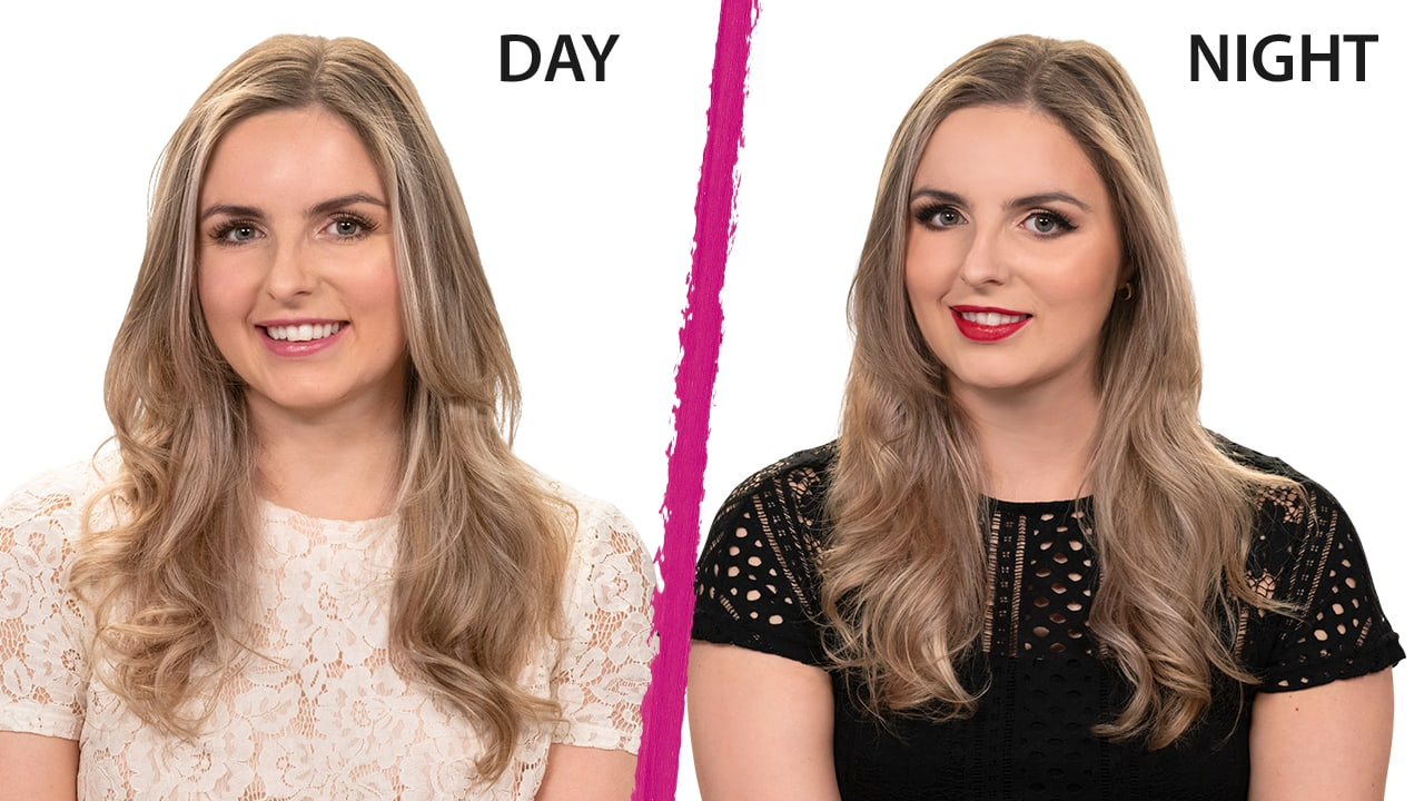 Day to Night Valentines Day Makeup