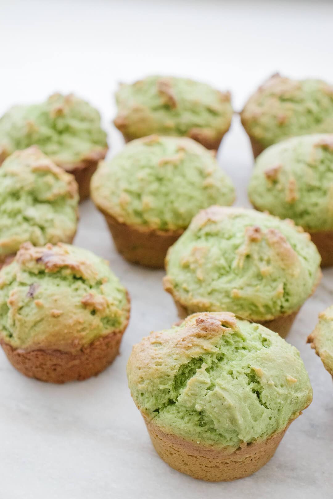 Matcha Muffins