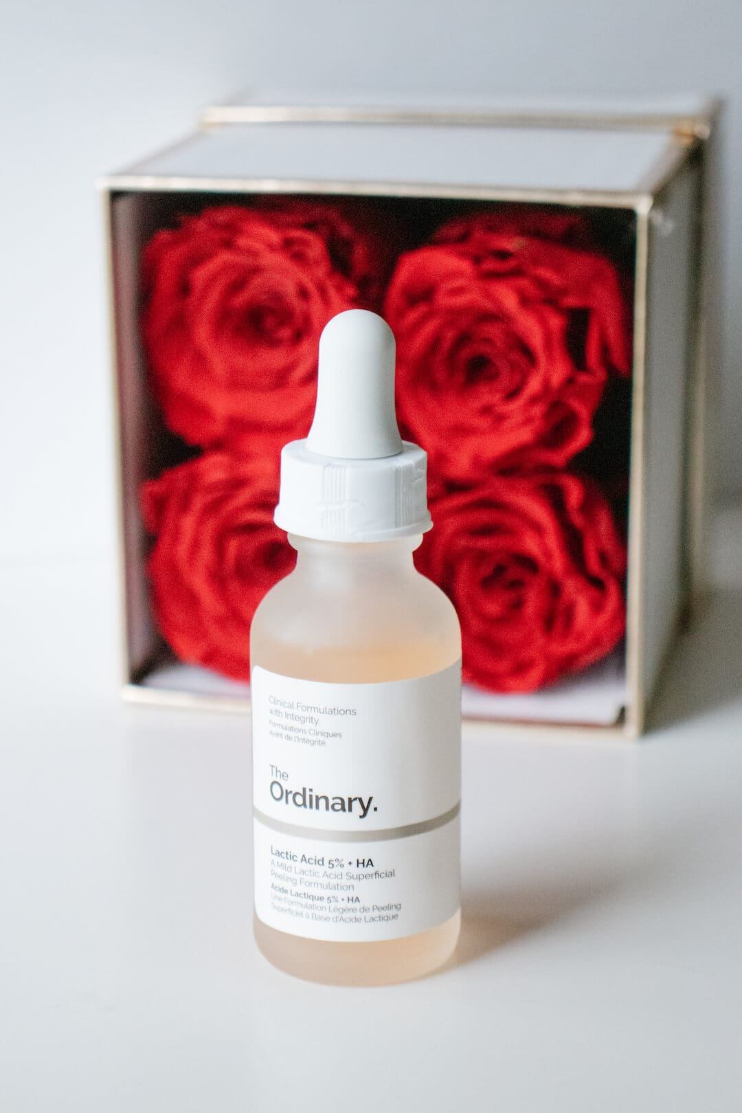 The Ordinary Lactic Acid 5% + HA Review, the ordinary best products