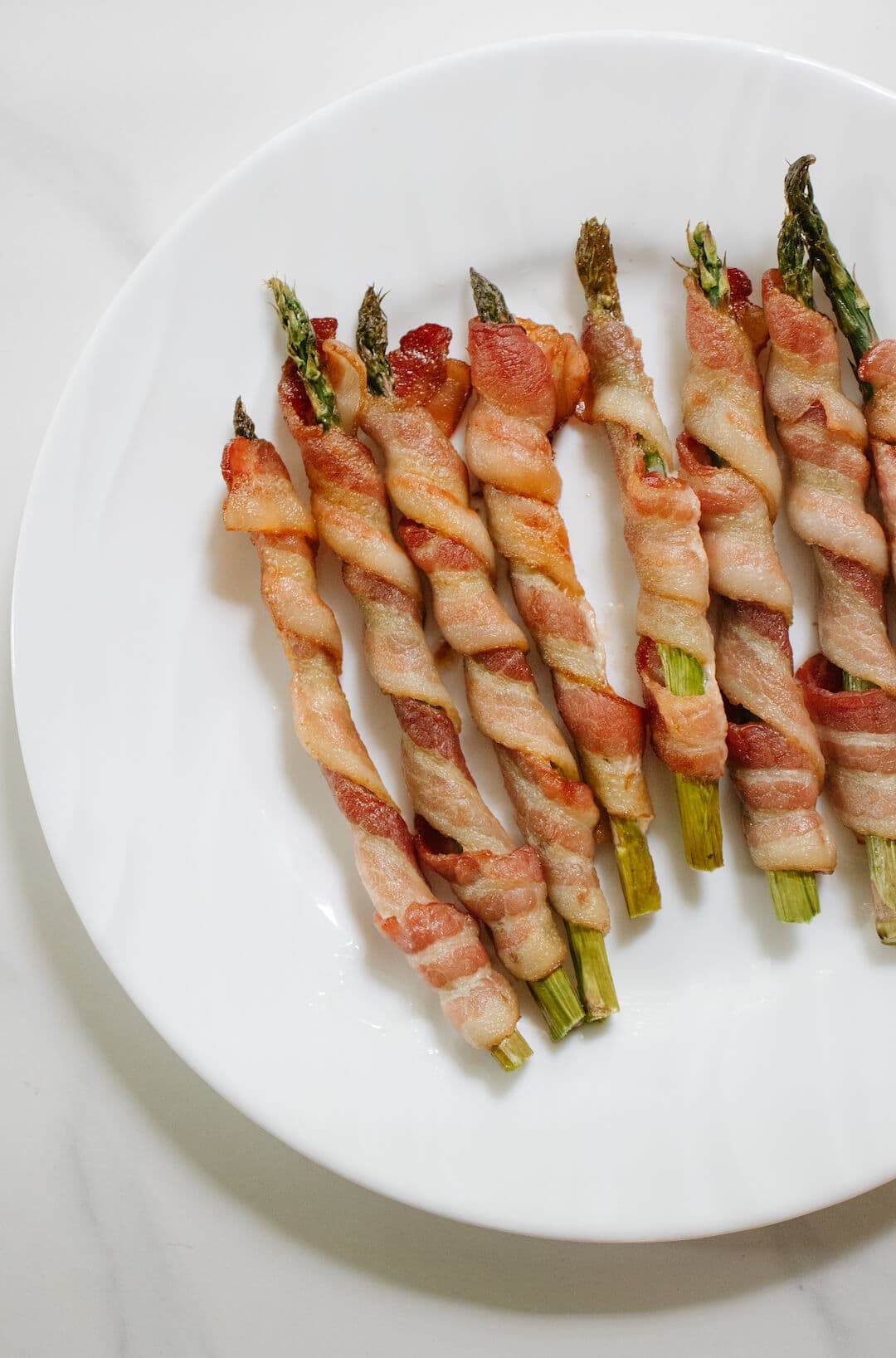 Bacon Wrapped Asparagus Recipe in the Oven