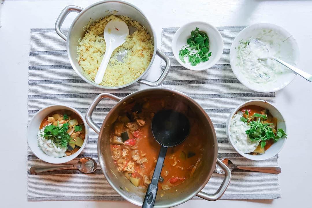 One-Pot Tikka Masala Curry Recipe