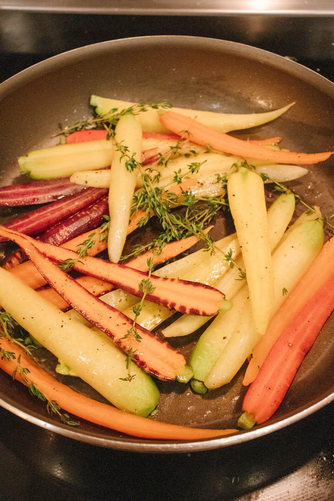 Delicious Carrot Side Dish Recipe