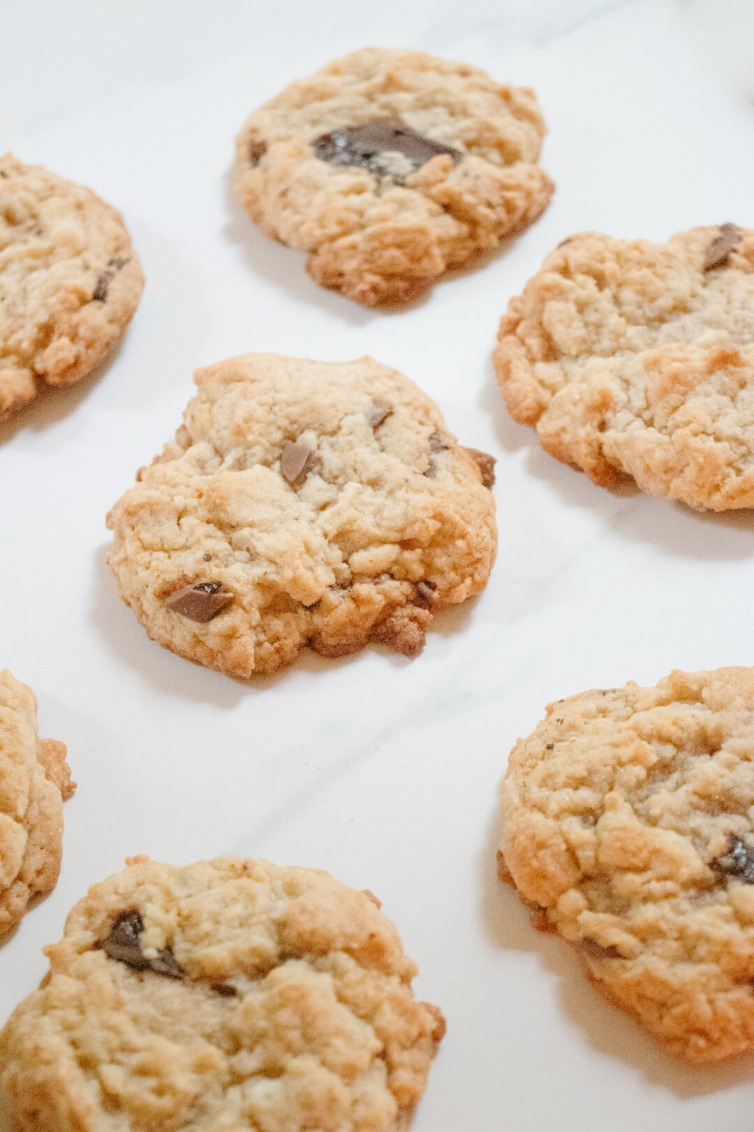 Bakery Style Chocolate Chip Cookies Recipe