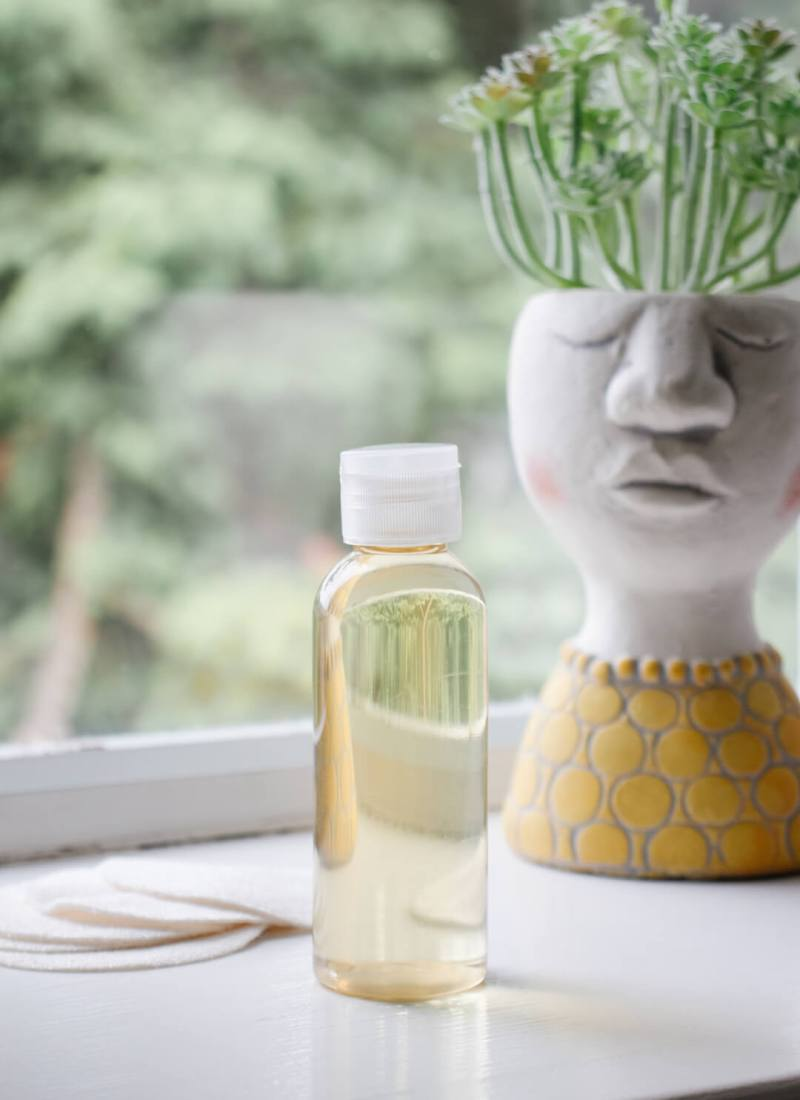 DIY Green Tea Facial Toner | Quick and Easy 10 Minute Skincare Recipe