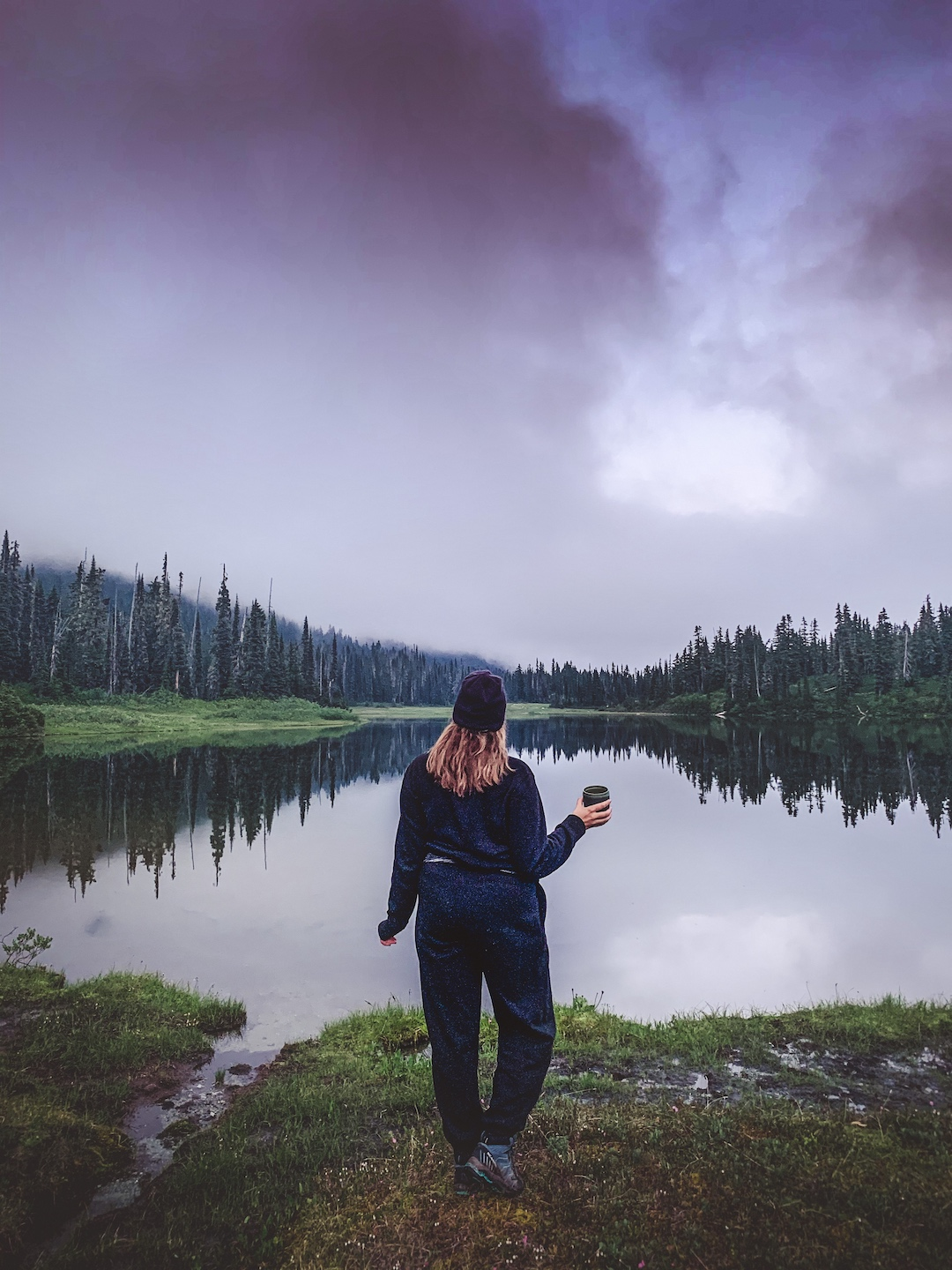 Overnight Camping at Conflict Lake