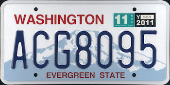 license plate ranking