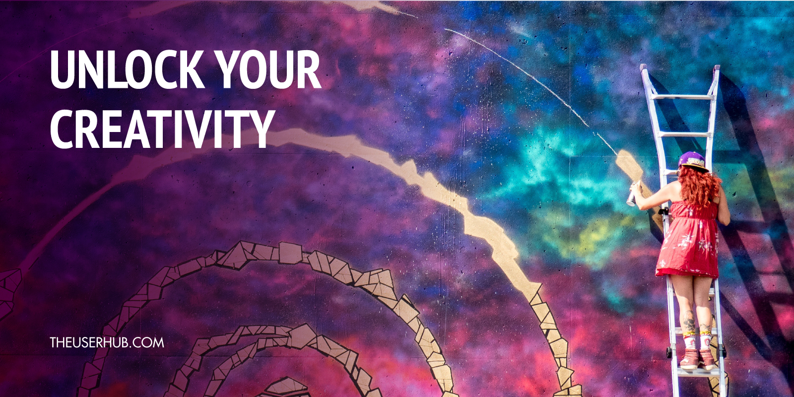 Unlock your creativity with Graphic & Visual Design course