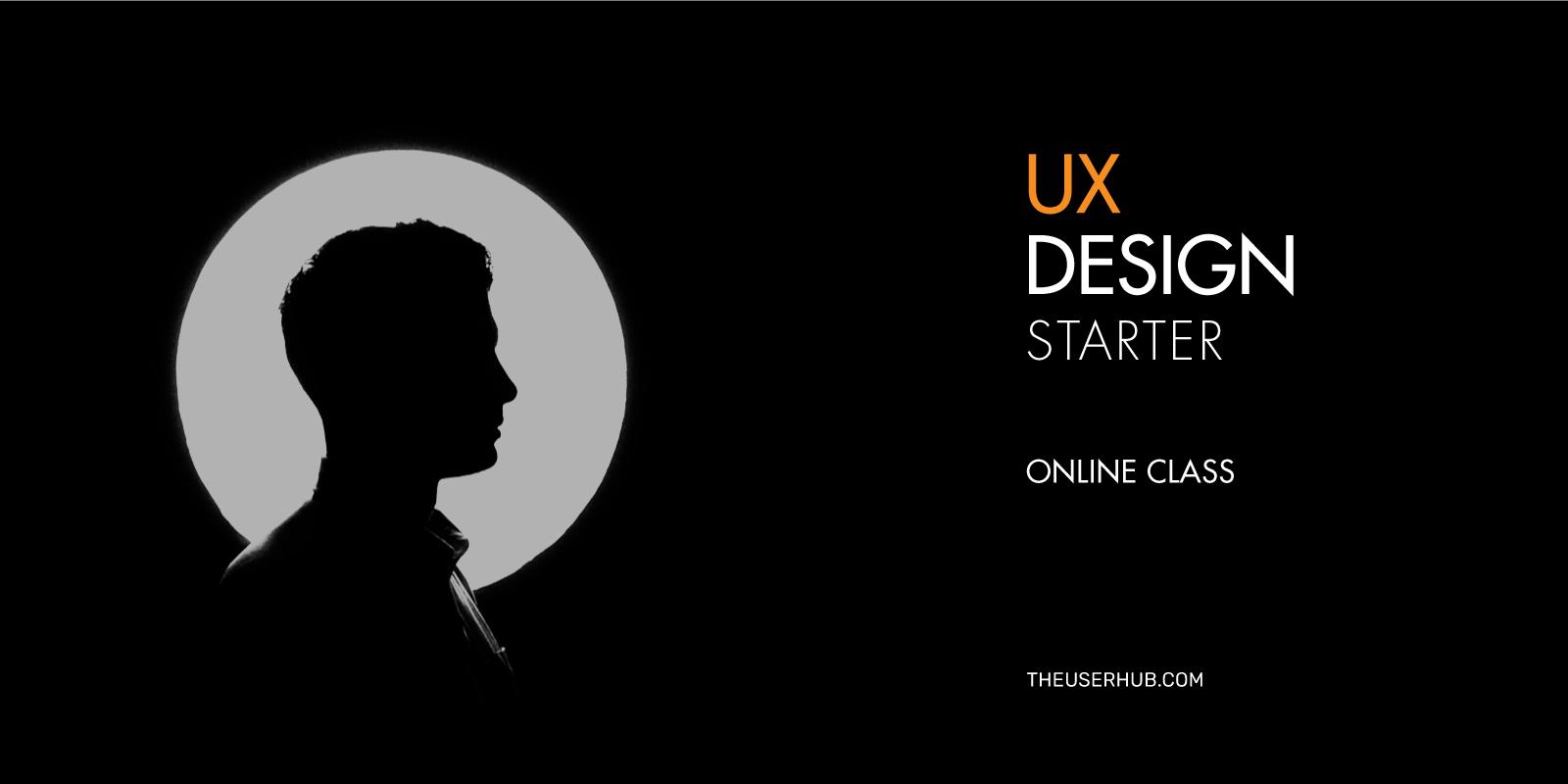 UX Design online short course for beginners