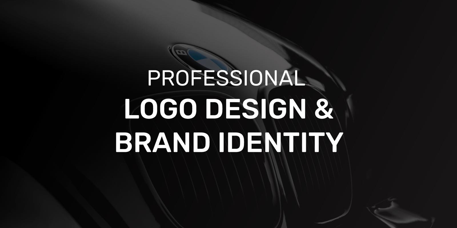 Professional Logo Design & Brand Identity