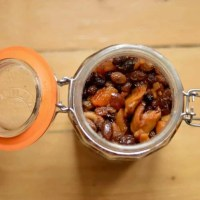 Slow cooker mincemeat (and a mini history of the mince pie)