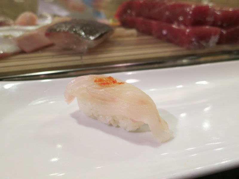 naked fish omakase engawa