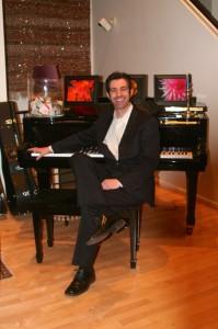 Composer Troy Lennerd