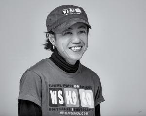 Jenifer Nii, playwright, Ruff!