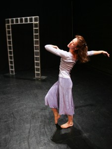 Angie Banchero-Kelleher, one of the choreographers featured at the RDT's 'Reunion' concert.