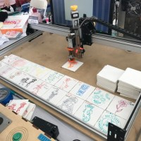 Backstage at The Utah Arts Festival 2018: At the Art and Technology venue, everyone becomes a maker