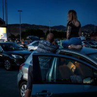 How the Utah Film Center has elevated the drive-in movie experience above its nostalgic renaissance, with pop-up locations in Salt Lake City, Midvale, Alta