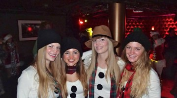 Park City Santa Pub Crawl Gets Holiday Revelers in the Spirit