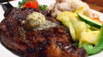 Menu Tasting and Introduction to Bandits' American Grill