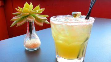 New Cocktail Menu at Red Iguana
