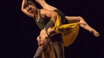 Repertory Dance Theatre sets spring concert with Zvi Gotheiner's Dabke
