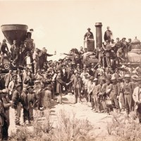 Utah Museum of Fine Art's The Race to Promontory: The Transcontinental Railroad and the American West rare treat of photographic art