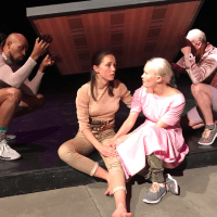 A powerhouse collaboration, Lost Love Socialite Sweet Love Recluse premieres as postmodern soap opera; rendered as intriguing, ingenious dance theater
