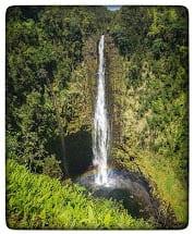 Akaka Waterfalls, Hilo Hawaii, Bali House