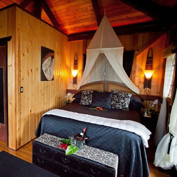 Bali House Bedroom